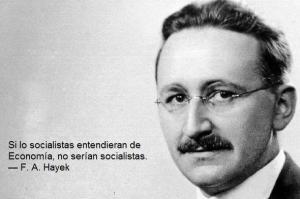 Lo dijo Hayek