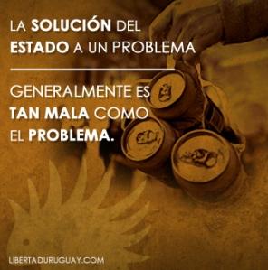 La solucion no es el Estado - Friedman