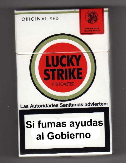 Campaña definitiva para dejar de fumar