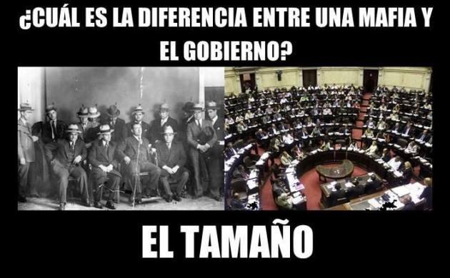 Mafia y gobierno