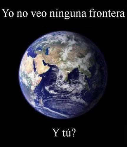 Vivir sin fronteras