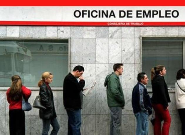 El drama del paro en España