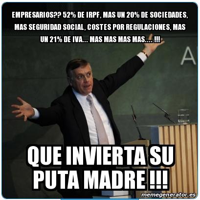 Huerta de Soto . Invertir en España