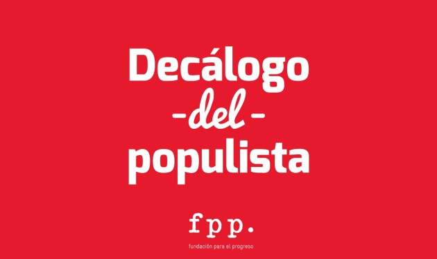 Decálogo del populista